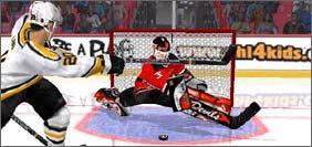 NHL 2002 Screenshot