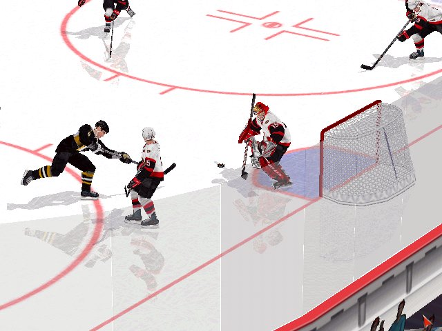 NHL 2002 Screenshot